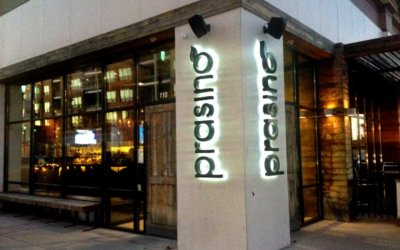 Prasino shows why this is Randy Orton's favorite restaurant
