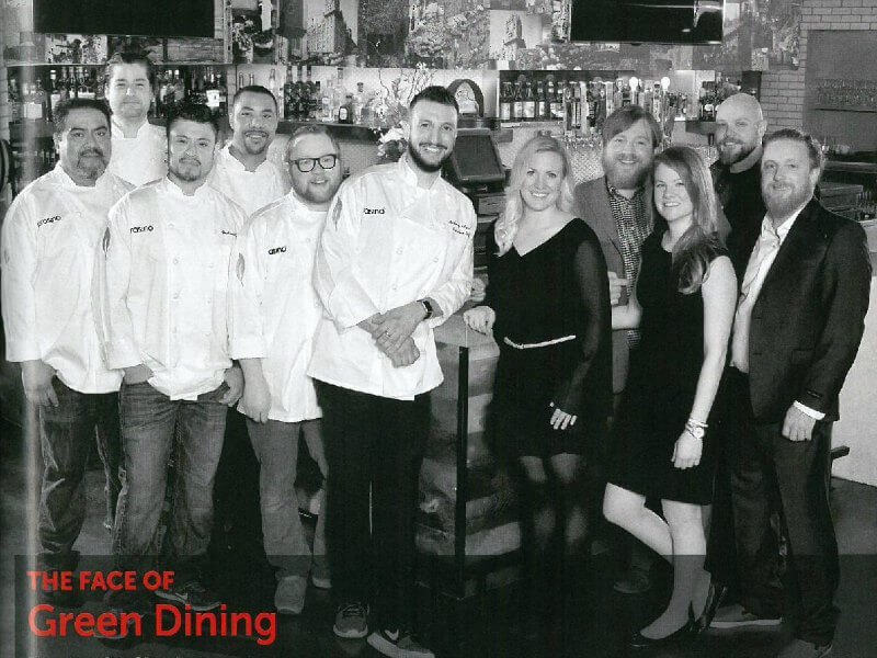 Saint Louis Magazine – Faces of Green Dining 2016