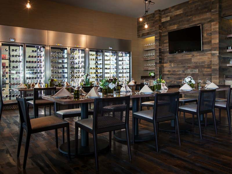 Prasino was listed in the Ladue News Platinum List as a Runner-up for the Best Private Dining
